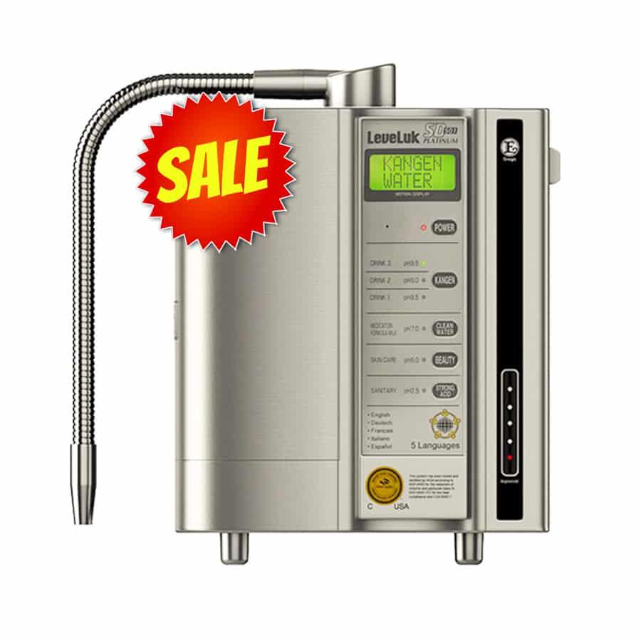 Máy Lọc Nước Leveluk SD501 Platinum
