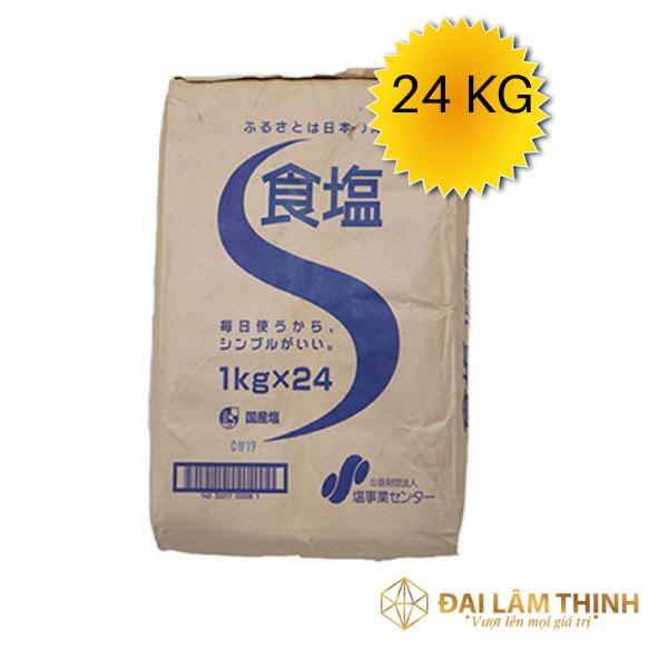 Muối thô Dùng Cho Máy Kange Enagic (24 gói)