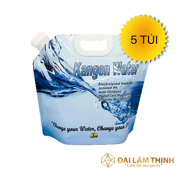 Túi đựng nước Kangen- 5 lít (5 cái)